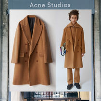 【17AW NEW】 Acne Studios_men/Rover boucle fawnorange/コート