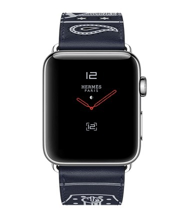 18AW 新作 Apple Watch Hermes Series 3 Simple Tour 42mm
