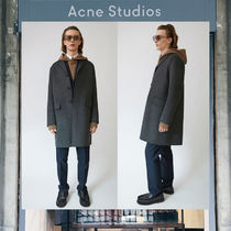 【17AW NEW】 Acne Studios_men/Matthew charcoal grey/コートGY