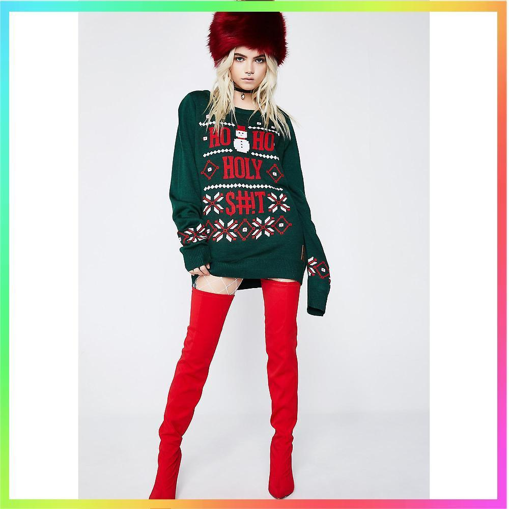 Tipsy Elves★HOLY SWEATER