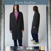 【17AW NEW】 Acne Studios_men/Chad charcoal grey/コートGY