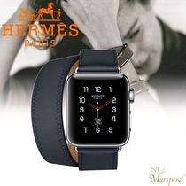 18AW 新作 Apple Watch Hermes Double Tour 38mm