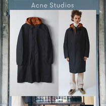 【17AW NEW】 Acne Studios_men/Midnight navy/コートNV