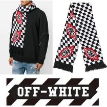off-white★Diagonal Arrowsスカーフ マフラー
