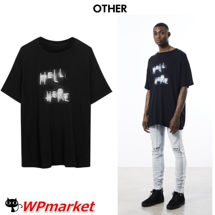 OTHER UK_HELL HERE TEE Tシャツ【関税込★】