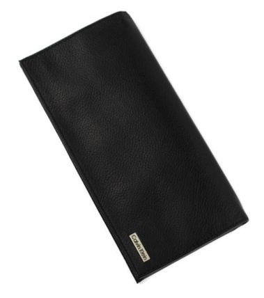 Calvin Klein メンズ LEATHER SECRETARY WALLET