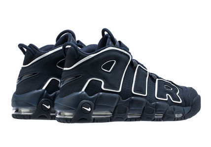 "★NIKE Air More Uptempo ""Obsidian"" かっこいい!"