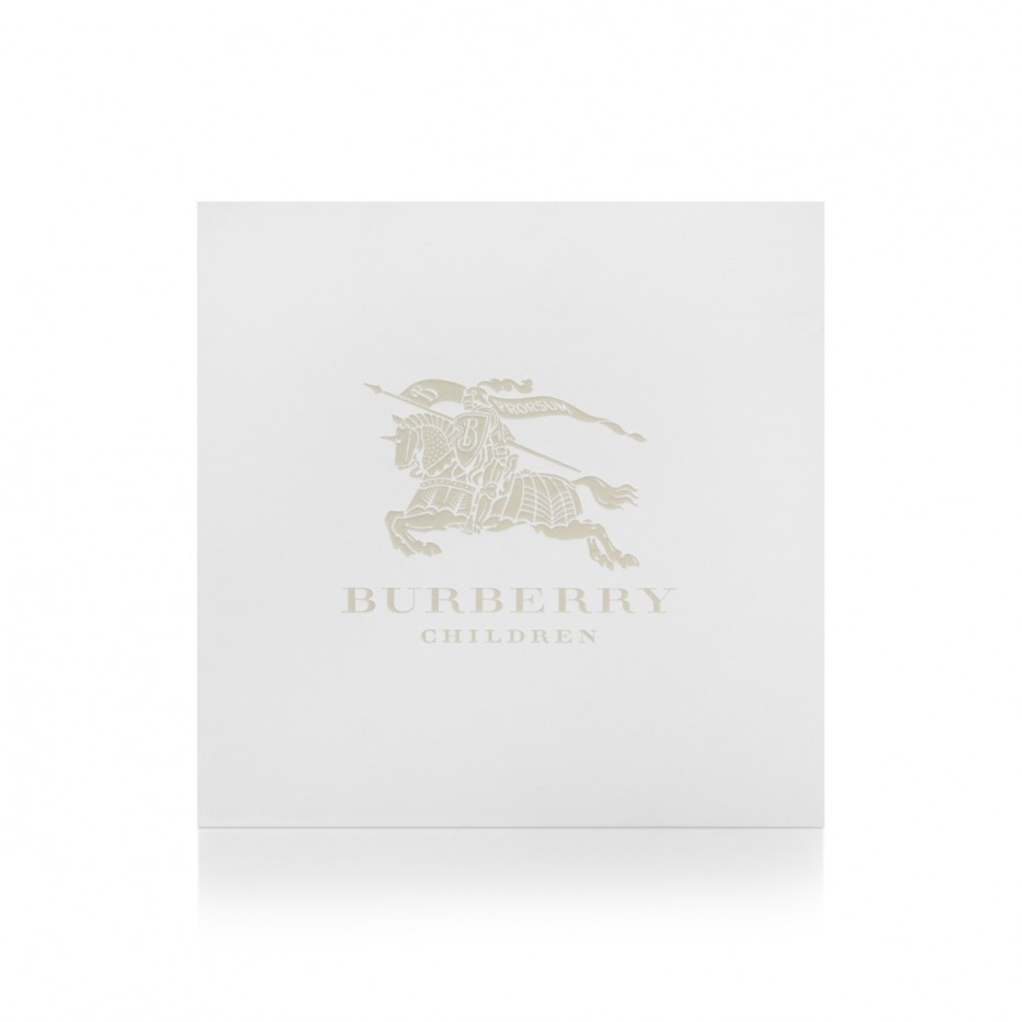 BURBERRY★BABY★ロンパース&ビブ★ギフトセット