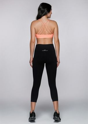 Lorna Jane フィットネストップス ★追跡有【Lorna Jane】Sand Sprint Sports Bra★(8)