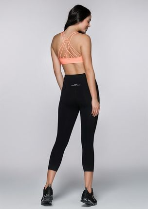Lorna Jane フィットネストップス ★追跡有【Lorna Jane】Sand Sprint Sports Bra★(9)