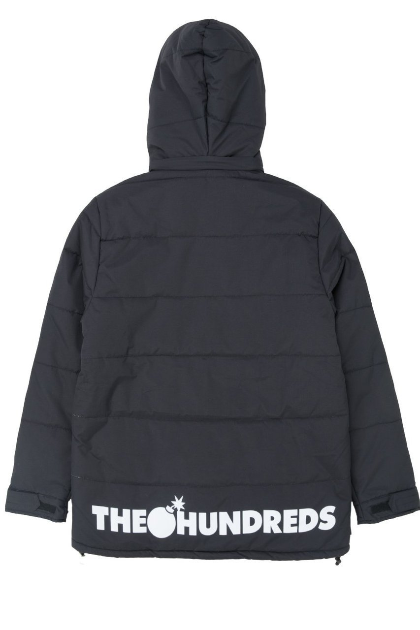 THE HUNDREDS Daily Puffer Anorak JACKET ジャケット アウター
