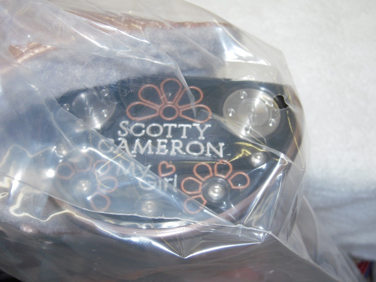 ♥Scotty Cameron 2017 My Girl 世界限定1250本♥