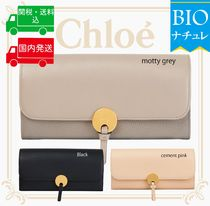 Chloe*「INDY」フラップ付きロングウォレット*INDY LONG WALLET*