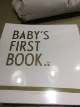 BONPOINT☆ BABY'S FIRST BOOK