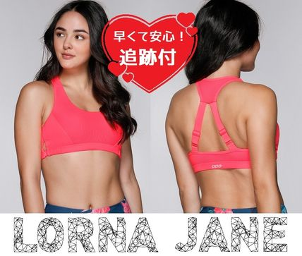 Lorna Jane フィットネストップス ★追跡有【Lorna Jane】Custom Fit Sports Bra★