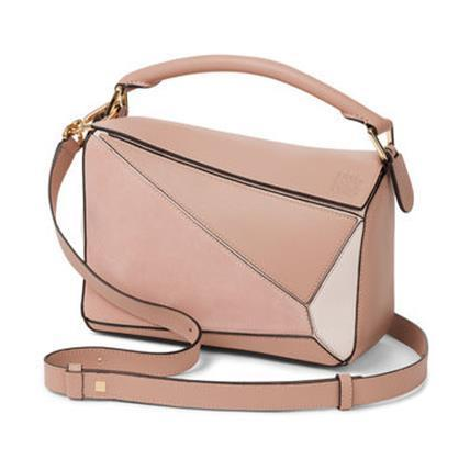 LOEWE★ロエベ Puzzle Small Bag Blush Multitone