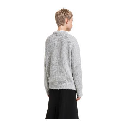 日本未入荷★BIMBA Y LOLA★Basic grey jumper
