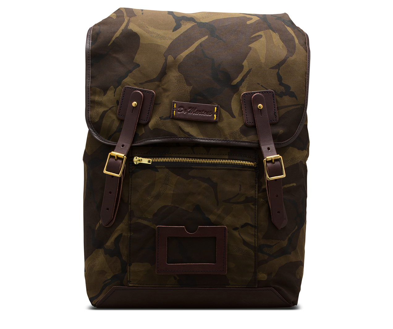 "Dr Martens ""MADE IN ENGLAND CAMO BACKPACK"" (関税、送料込)"