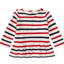 新作♪ 国内発送 Striped Cotton Jersey Tunic girls 0~24M