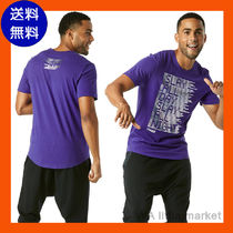12月新作【送料無料】ZUMBA Slay All Day Tee★Blue and You