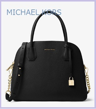 MICHAEL MICHAEL  KORS  ☆sale  2WAY  Mercer  Satchel