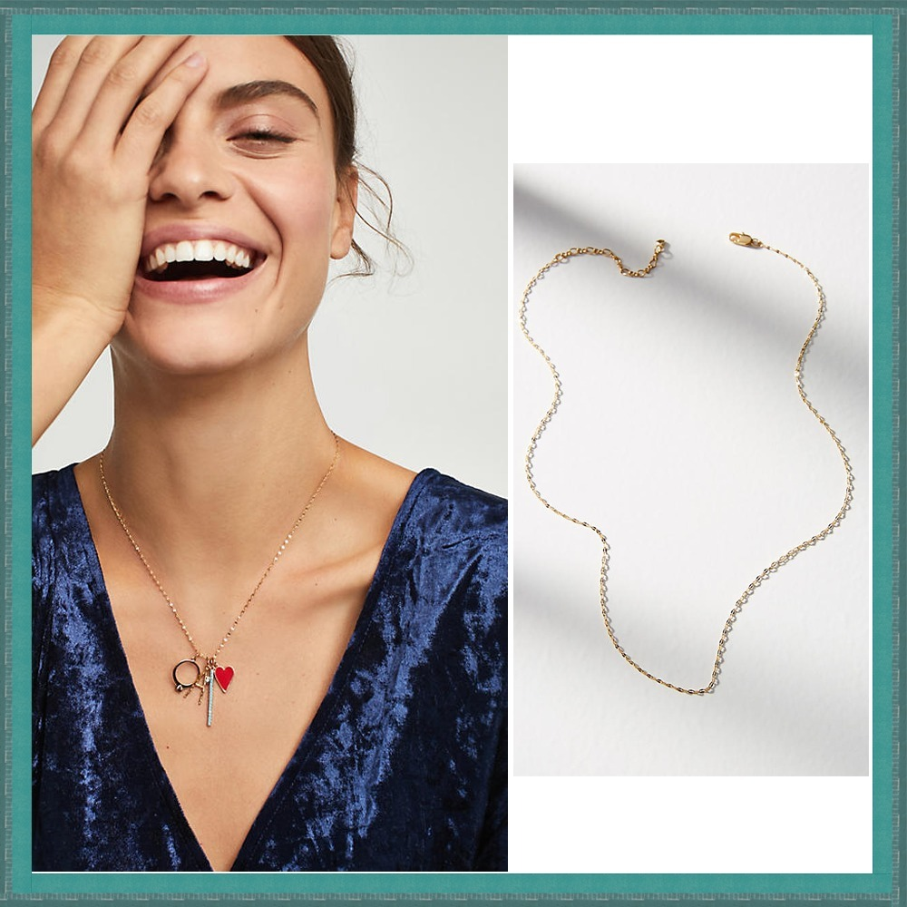 VIP SALE!国内発送☆ Anthropologie ペンダントネックレス