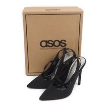 ASOS★ PIPE DOWN Pointed High Heels[RESALE]