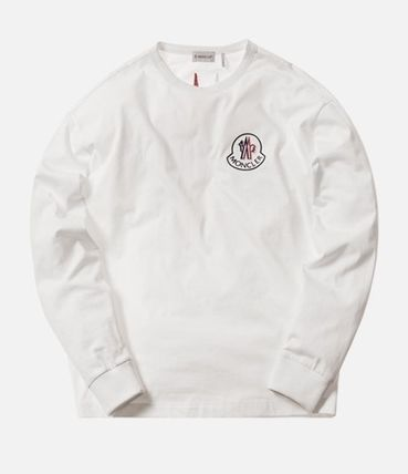 MONCLER Tシャツ・カットソー 入手困難 KITH X MONCLER Longsleeves T-Shirt(4)