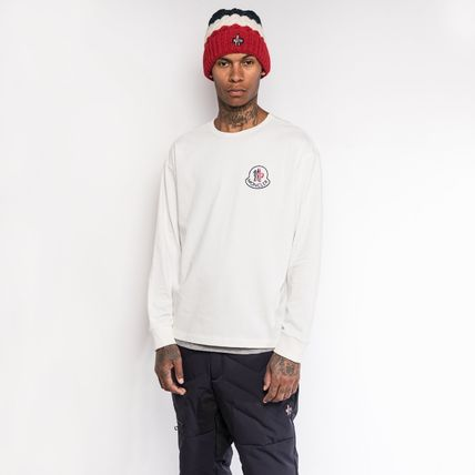 MONCLER Tシャツ・カットソー 入手困難 KITH X MONCLER Longsleeves T-Shirt(3)