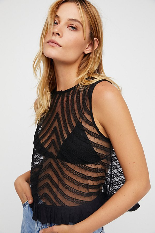 Free People フリーピープル She's A Doll タンクトップ