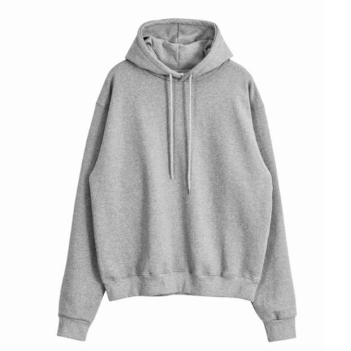 ★ACOVER★[起毛]OVER TUMBLE NAPPING HOODIE(GY)