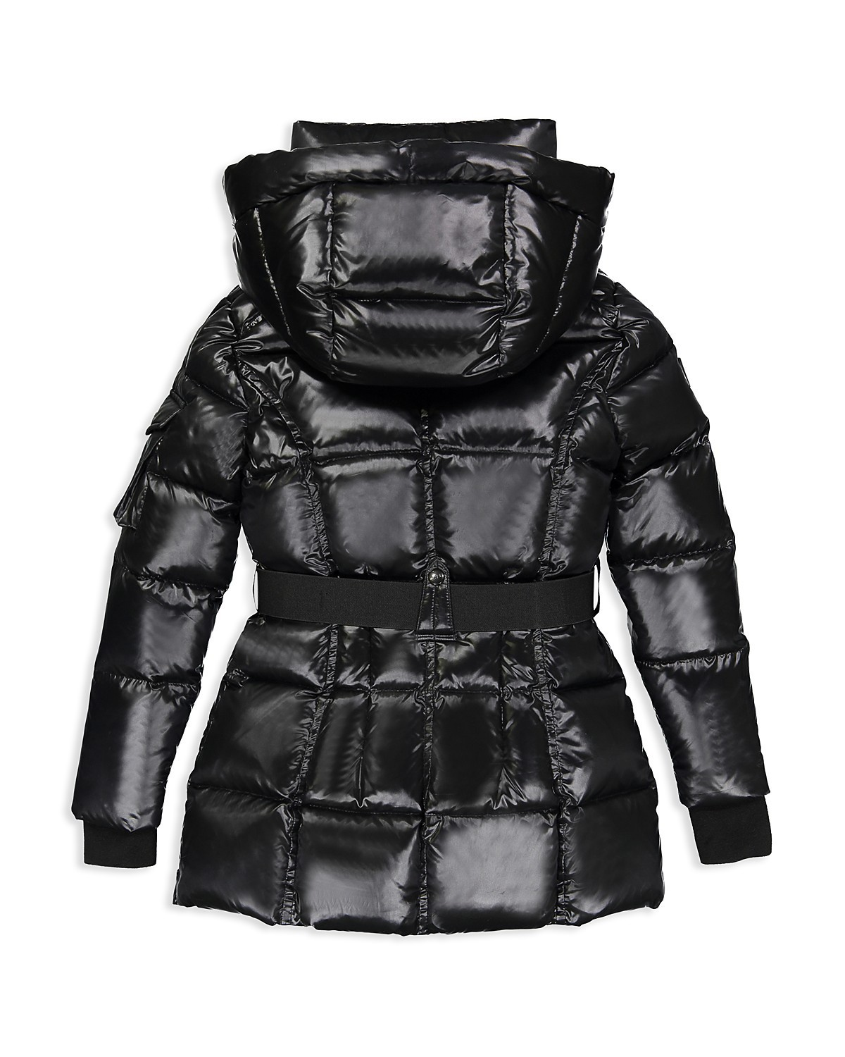 SAM NEW YORK soho Belted Puffer Jacket  送料関税込み