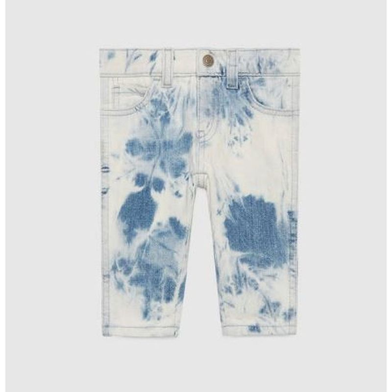 【GUCCI(グッチ)】 Baby marble washed denim pant