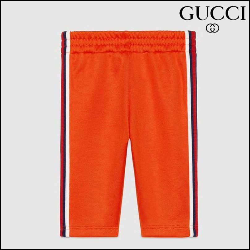 【GUCCI(グッチ)】 Baby technical jersey pant