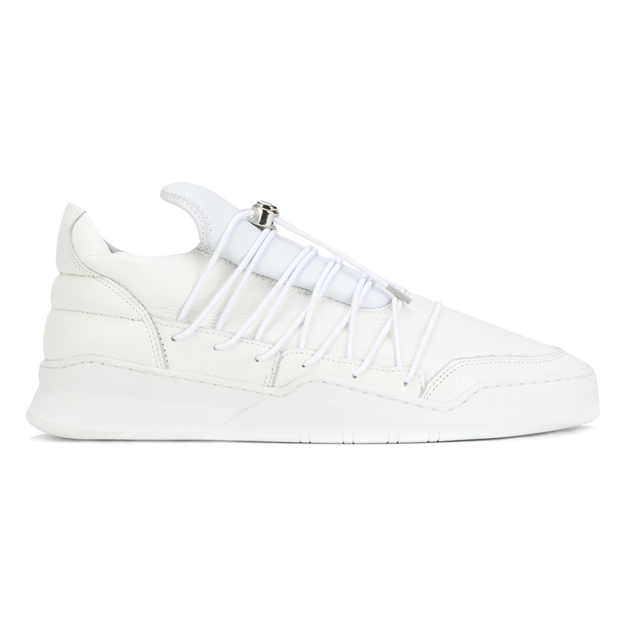 [VIPSALE] Filling Pieces/ Lee レザースニーカー☆ホワイト