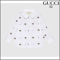 【GUCCI(グッチ)】 Baby UFO and symbols fil coupe shirt
