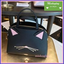 【kate spade】可愛い猫ちゃん★cat's meow cat lottie★2way