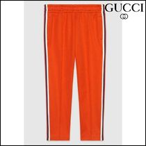 【GUCCI(グッチ)】 Childrens technical jersey pant