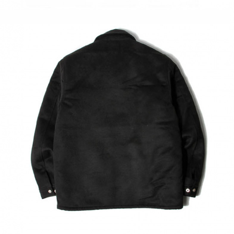 ★SAINTPAIN★ SP BASE IV MELTON JKT-BLACK