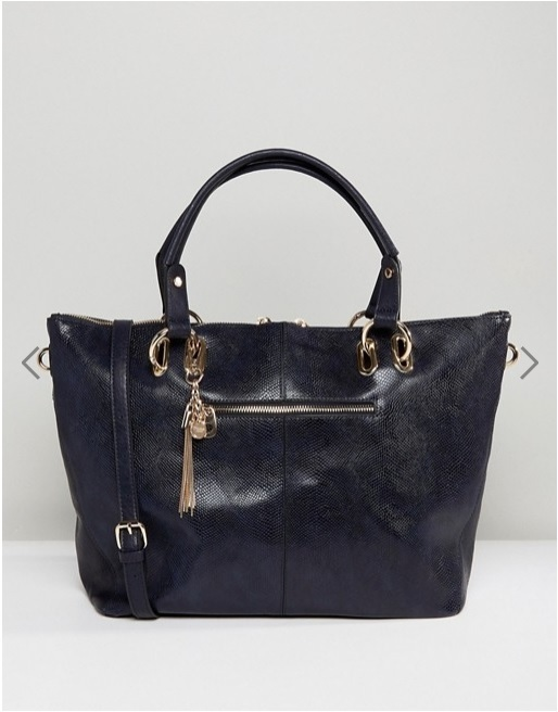 Dune Daloris Slouch Shopper Bag