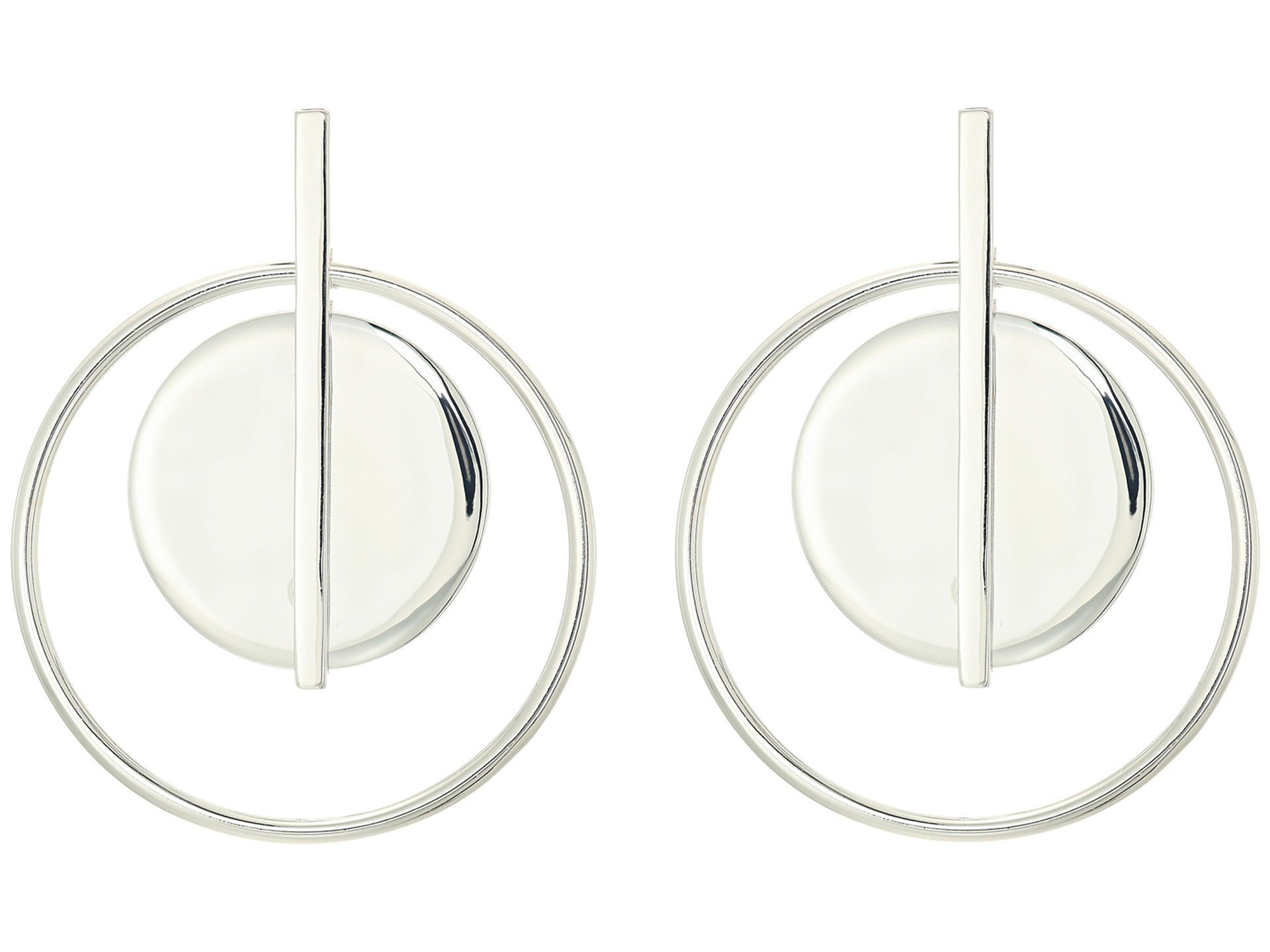 LAUREN RALPH LAUREN★Double Circle Hoop▽送料関税込