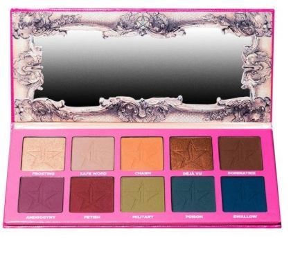 Jeffree Star☆限定(ANDROGYNY EYESHADOW PALETTE)