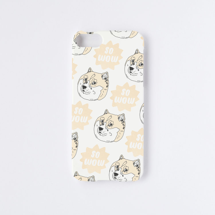 hello harriet 日本未上陸 SO WOW!!! Doge iPhone & Galaxy case