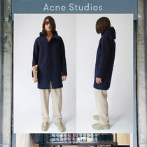 【17AW NEW】 Acne Studios_men/Milton navy/ コートNV