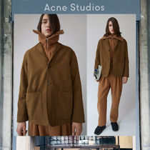 【17AW NEW】 Acne Studios_men/Manou acorn green/ジャケットGR