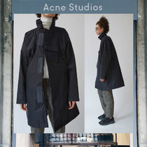 【17AW NEW】 Acne Studios_men/Mt3003 black/ navy/パーカーBK