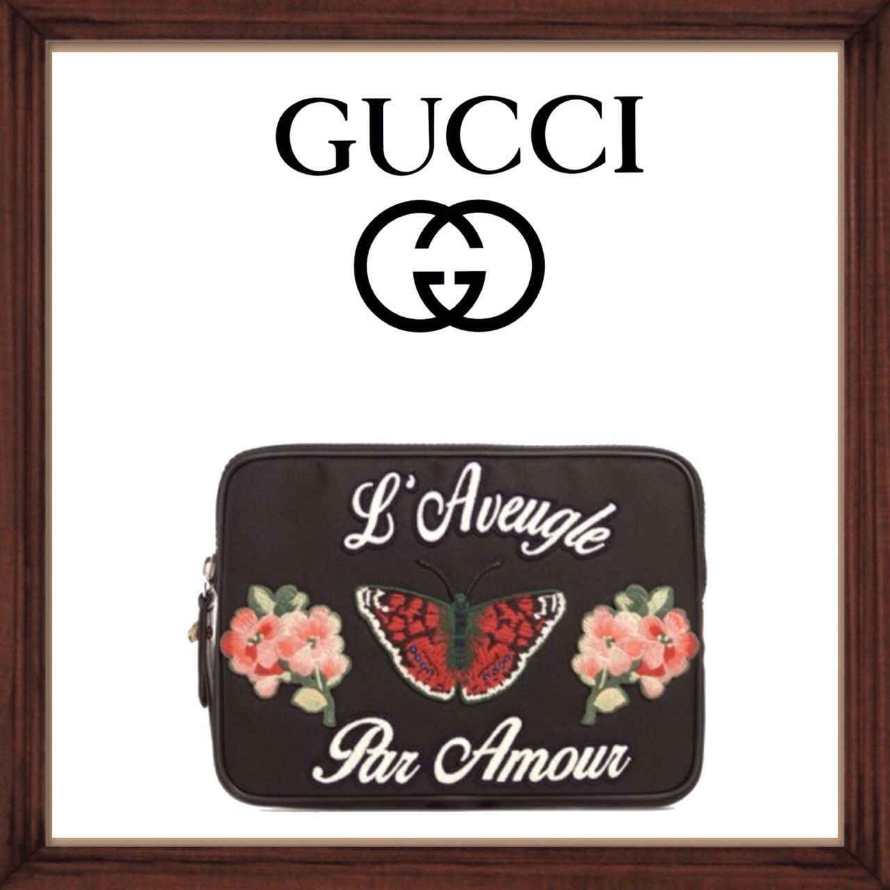 ★★GUCCI《グッチ》BUTTERFLY CROSSBODY BAG  送料込み★★