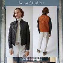 【17AW NEW】 Acne Studios_men/Mas black/ ginger /ブルゾンBK