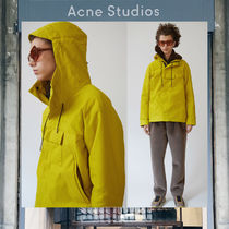 【17AW NEW】 Acne Studios_men/Megapixel citron yellow/