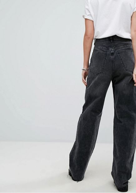 Cheap Monday 90s Wide Leg フィット ジーン チェーン付き